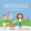 Join VarageSale, Your Virtual Garage Sale