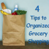 How to Organize Grocery Shopping