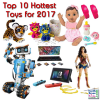 Top 10 Hottest Toys for 2017