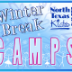 2018 Winter Break Camps and Kids Activities in DFW
