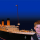 Autistic Boy Build's World's Largest Titanic LEGO Ship