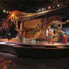 Dinosaurs Are Invading the Perot in June
