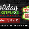 Christmas in the Branch: Lights, Shopping, Skating & More!