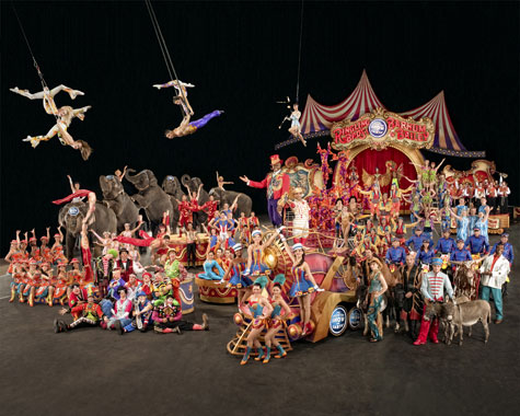 Group - Ringling Bros - North Texas Kids Magazine