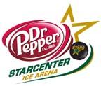 Dr Pepper Star Center logo