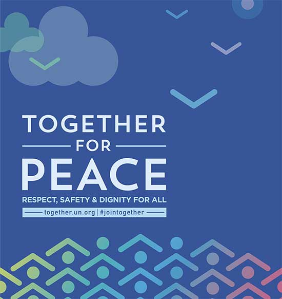 World Peace Day - Together for Peace - North Texas Kids Magazine