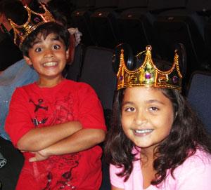 Disney Live Three Classic Fairy Tales - Jenna and Jonathan