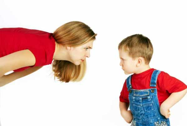 How to Handle Power Struggles with Your Kids