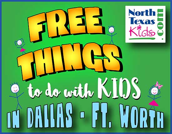 30 Free Things To Do With Kids In Dallas Fort Worth North Texas