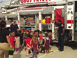Frisco Fire Safety Town - Free things to do in Frisco - North Texas Kids Magazine