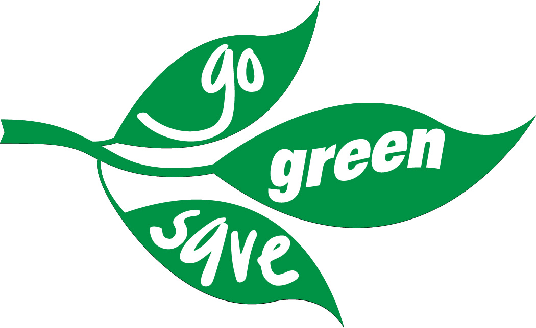 Go Green and Save Money