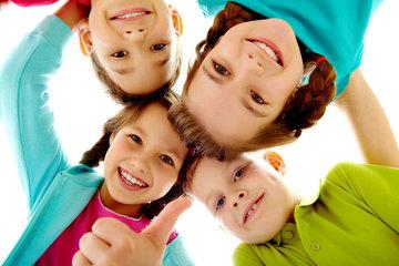 Building a Positive Attitude in Children