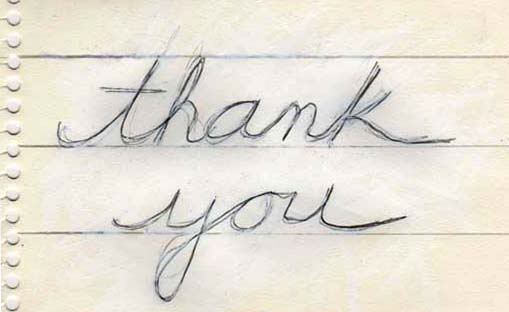 How to Say Thank You - 101 Ways to Say Thank You