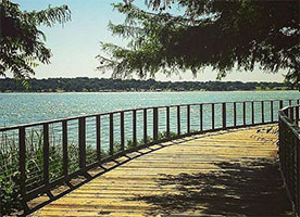 White Rock Lake Park - free things to do in Dallas - North Texas Kids Magazine