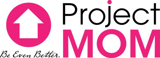 Project Mom Logo
