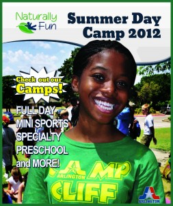 summer camps in arlington texas