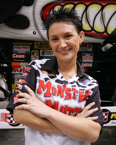 Candice Jolly - Monster Jam - Monster Mutt Dalmatian