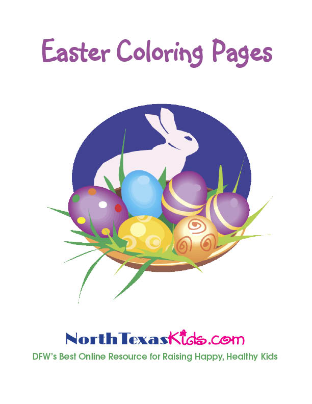 Easter Bunny printables
