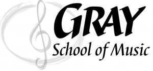 Gray School music lessons for children