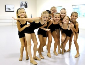 girls dance camp