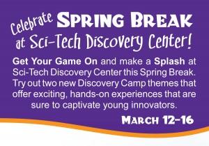 Sci-Tech Discovery Center logo