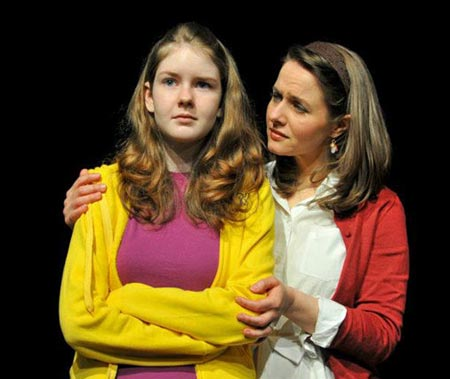 Secret Lives of Girls - Mom and Abby - Dallas Children's Theater