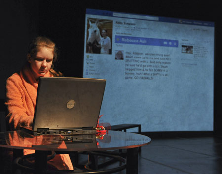 Secret Lives of Girls - Social Media - Dallas Children's Theater