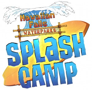 summer camp swimming