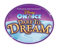 Disney on Ice - Dare to Dream Logo