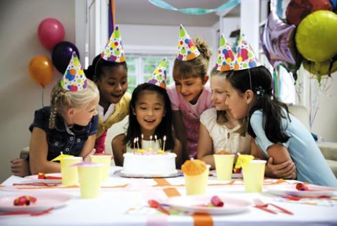 Birthday party themes and decorations for girls and boys by Superheroes.com.au
