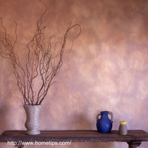 textured walls home decor