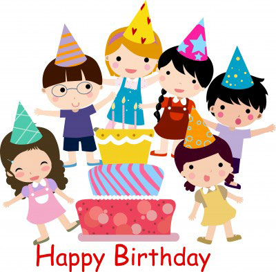 Image result for cartoon birthday party