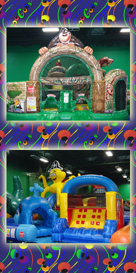 Birthday Party Packages all parties include:
