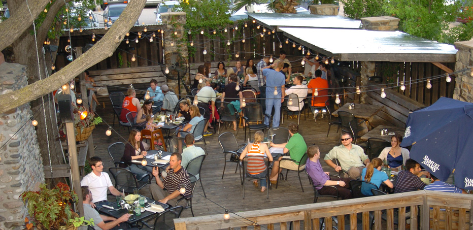 Delightful Great Places In DFW To Dine Alfresco