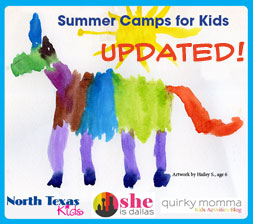Summer Camps Guide Updated