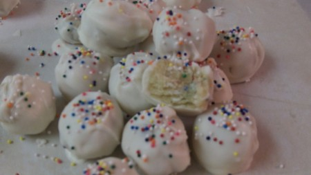 No Bake Cake Balls North Texas Kids Kids Birthday Family