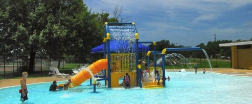 Arlington Splash Parks