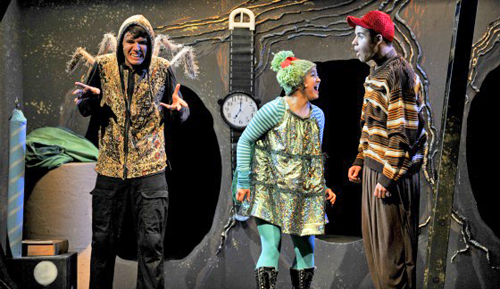 Diary of a Worm, a Spider and a Fly - Dallas Children's Theater