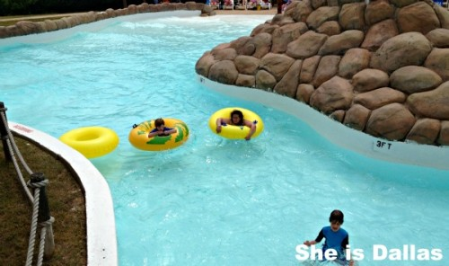 Hawaiian Falls - Lazy River