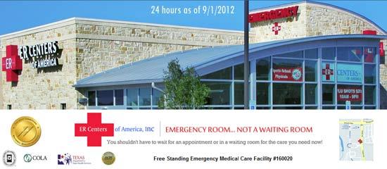 ER Centers of America