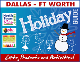North Texas Kids Holiday Guide 2012