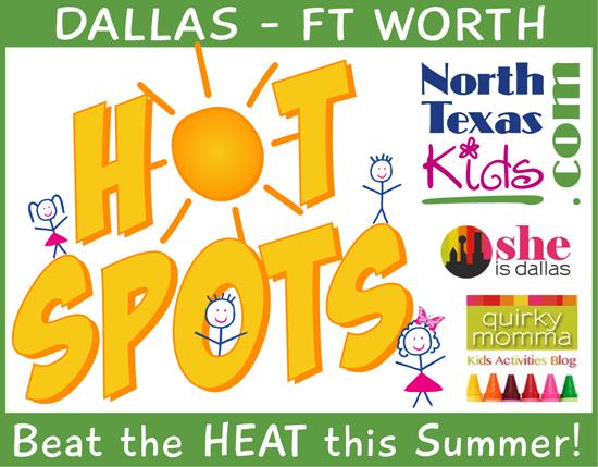Dallas Ft Worth Hot Spots