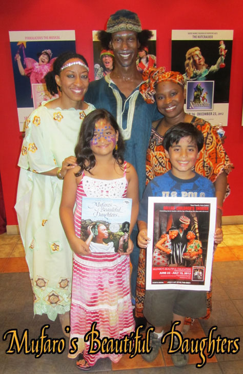 Mufaro's Beautiful Daughters - Dallas Children's Theater