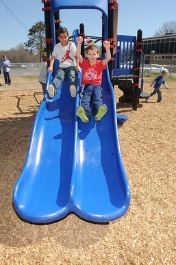 Playground Playdate - Elementary School Aged Kids
