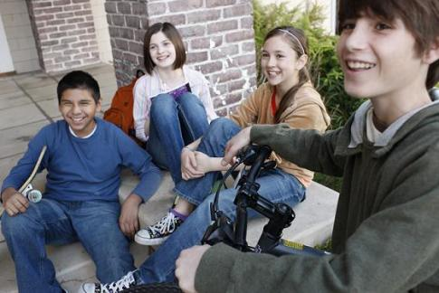Encouraging Friendship - Tweens and Teen