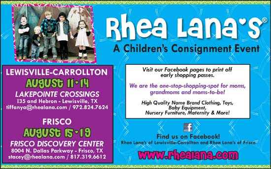 Rhea Lana's Fall/Winter Children's Consignment Event