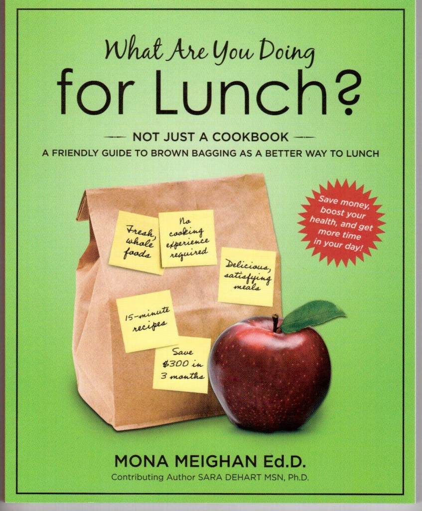 what are you doing for lunch book