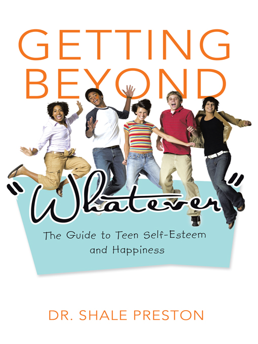 guide to teen self-esteem