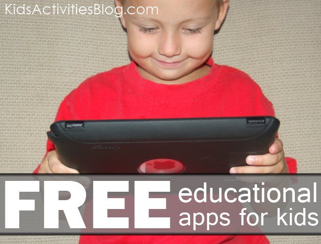 FREE iPad and Android Apps for Kids