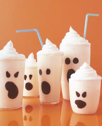 Halloween Spooky Smoothies